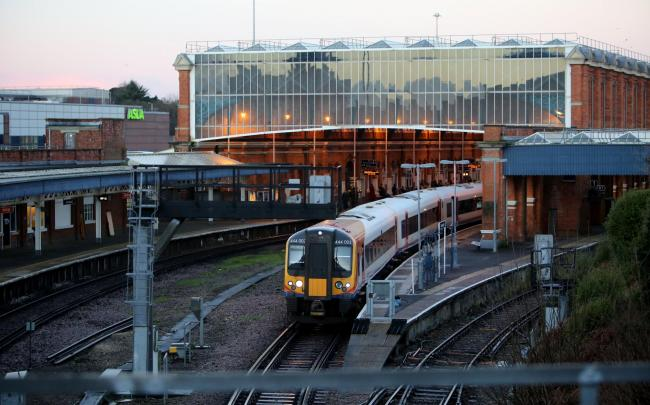 Rail passengers can expect delays due to a track circuit failure