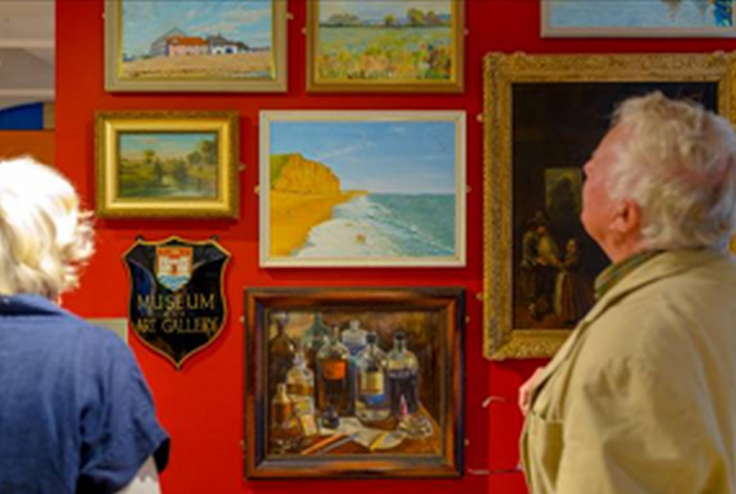 WELCOME: Take a tour around the new-look Bridport Museum