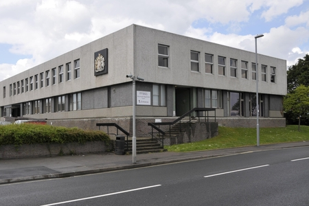 Teenager found carrying lock-knife is fined