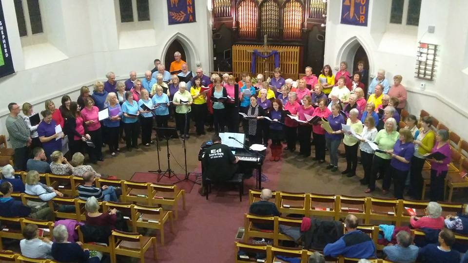 Dorset for Singing Easter Concert