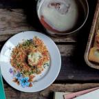 Dorset Echo: Undated Handout Photo of the cauliflower, brown butter and crumbs recipe, taken from Kaukasis by Olia Hercules, photography Elena Heatherwick, published in hardback by Mitchell Beazley. See PA Feature FOOD Recipe Cauliflower Crumbs. Picture credit should