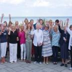 Dorset Echo: The members of Soroptimist International of Bournemouth