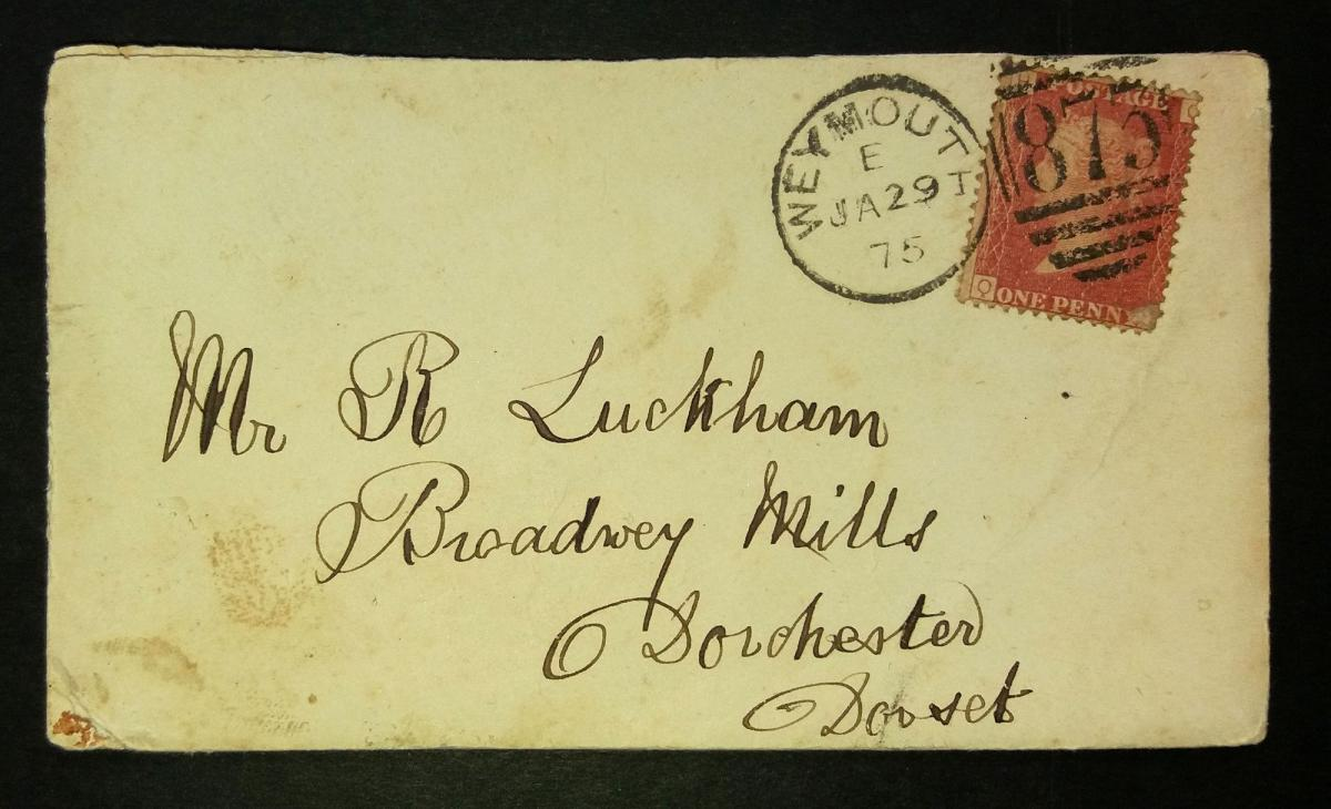 Discovered victorian love letter addressed to miller richard this ancient love letter was found in the echo offices heres whats what inside thecheapjerseys Gallery