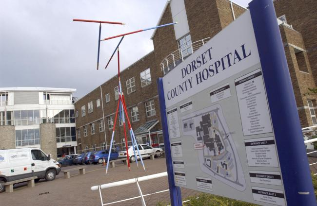 Dorset County Hospital staff to stage protest over pay