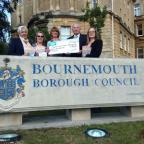 Dorset Echo: Wessex Watermark Award of £400 for the Arts by The Sea's Plastic Beach project