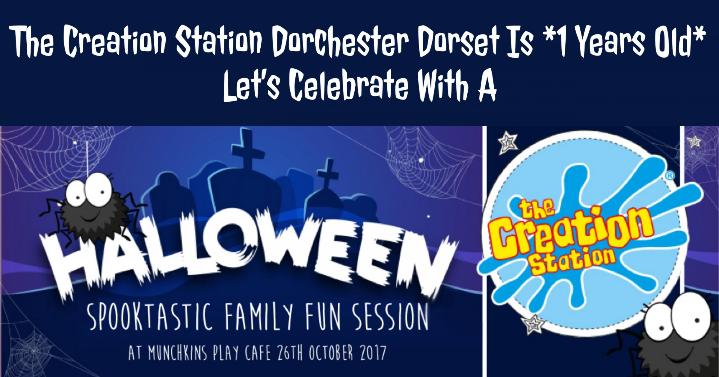 Spooktastic Family Fun Session