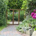 Dorset Echo: A well-maintained garden path can make all the difference