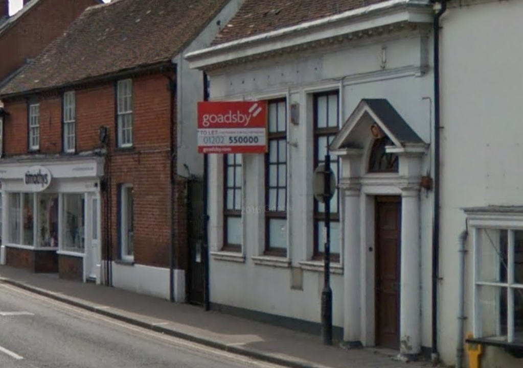 PLANS: An application has been submitted to open a cafe at 6 High Street, Fordingbridge