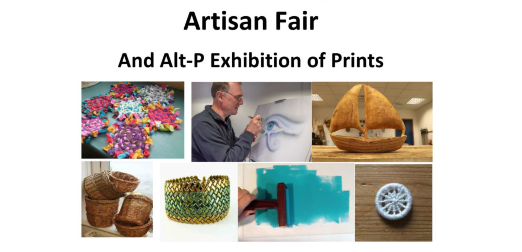 Print Sale and Artisan Fair
