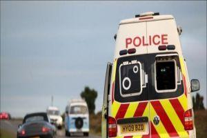 Here's where the No Excuse speed cameras will be this week