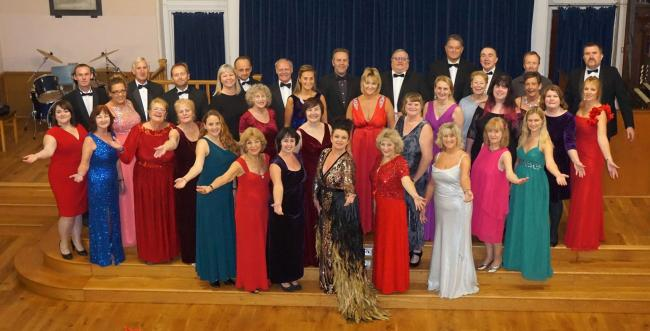CONCERT: Christmas Masquerade by the Weymouth Operatic Society