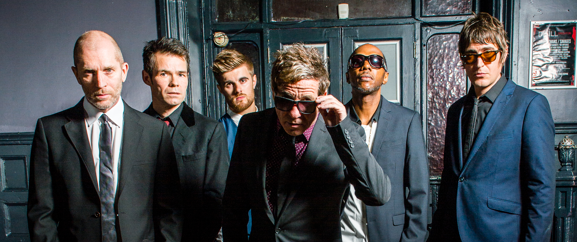 HERE'S LOOKING AT YOU: The Dub Pistols are at Dorchester Corn Exchange next Saturday, March 17