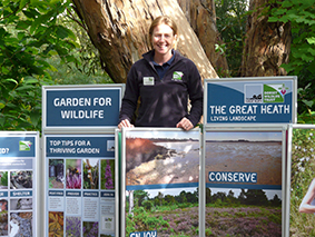 Dorset Wildlife Trust Members' Day