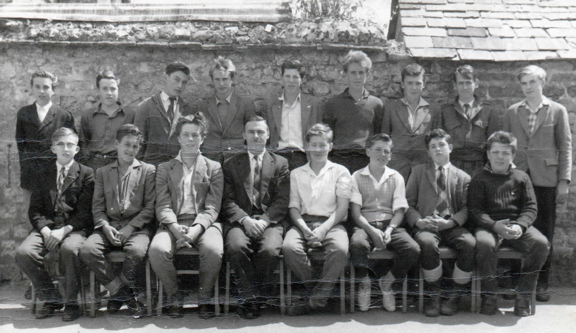 BEAMINSTER BOYS SCHOOL: Class of 1960 and 1961