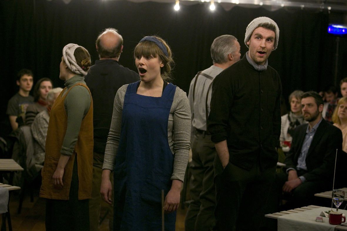 Brave Folk by Farnham Maltings