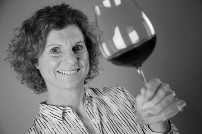 Dawn Griffiths who writes a blog called Wonder of Wine. ...