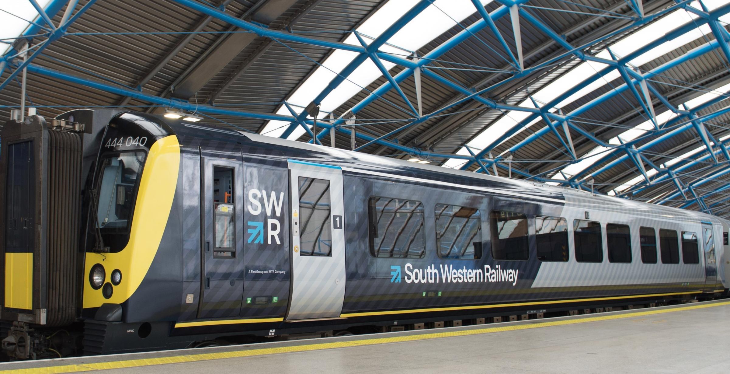 Strike Action South Western Railway