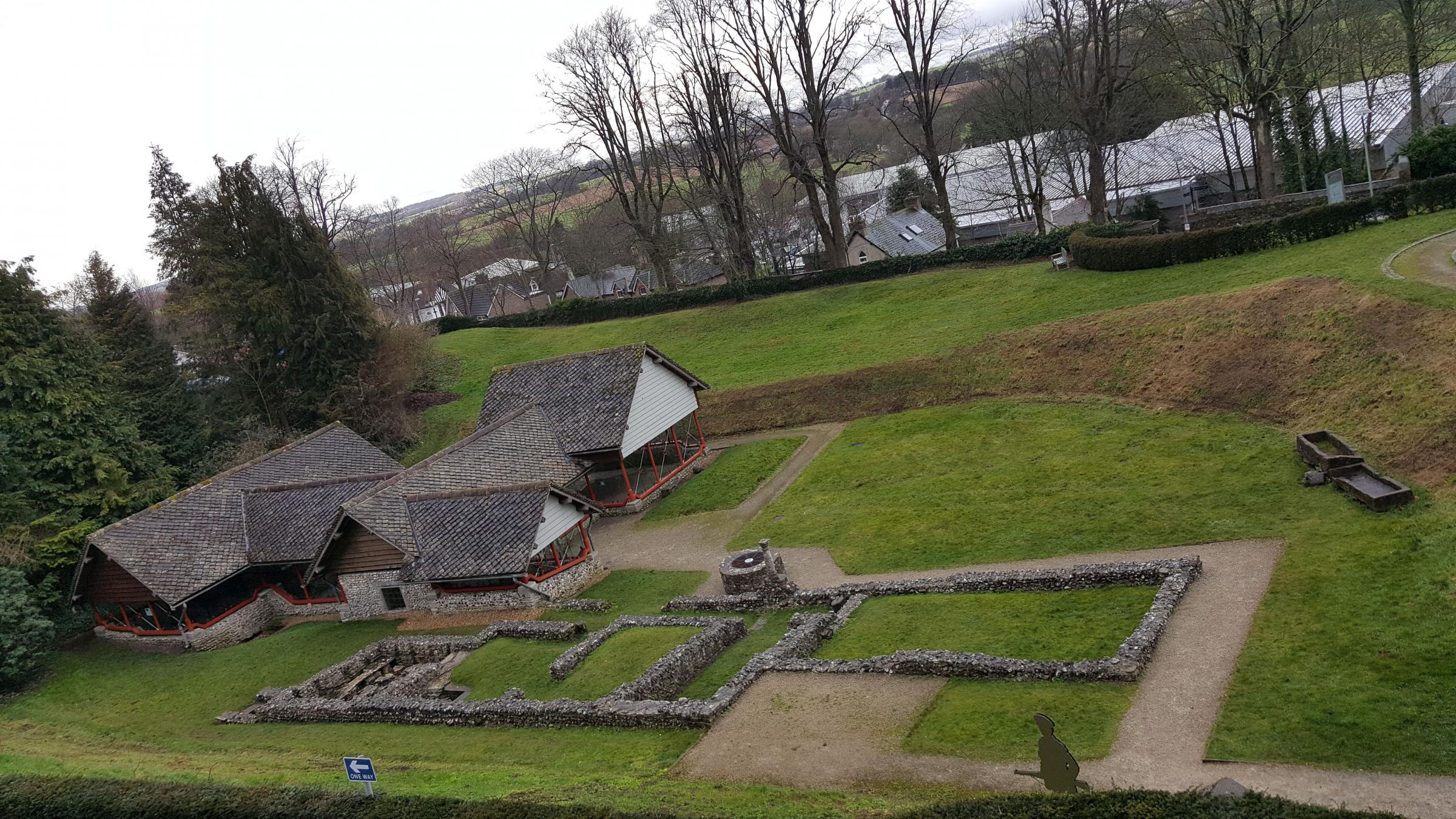 THOUGHTS: Dorchester's Roman Town House
