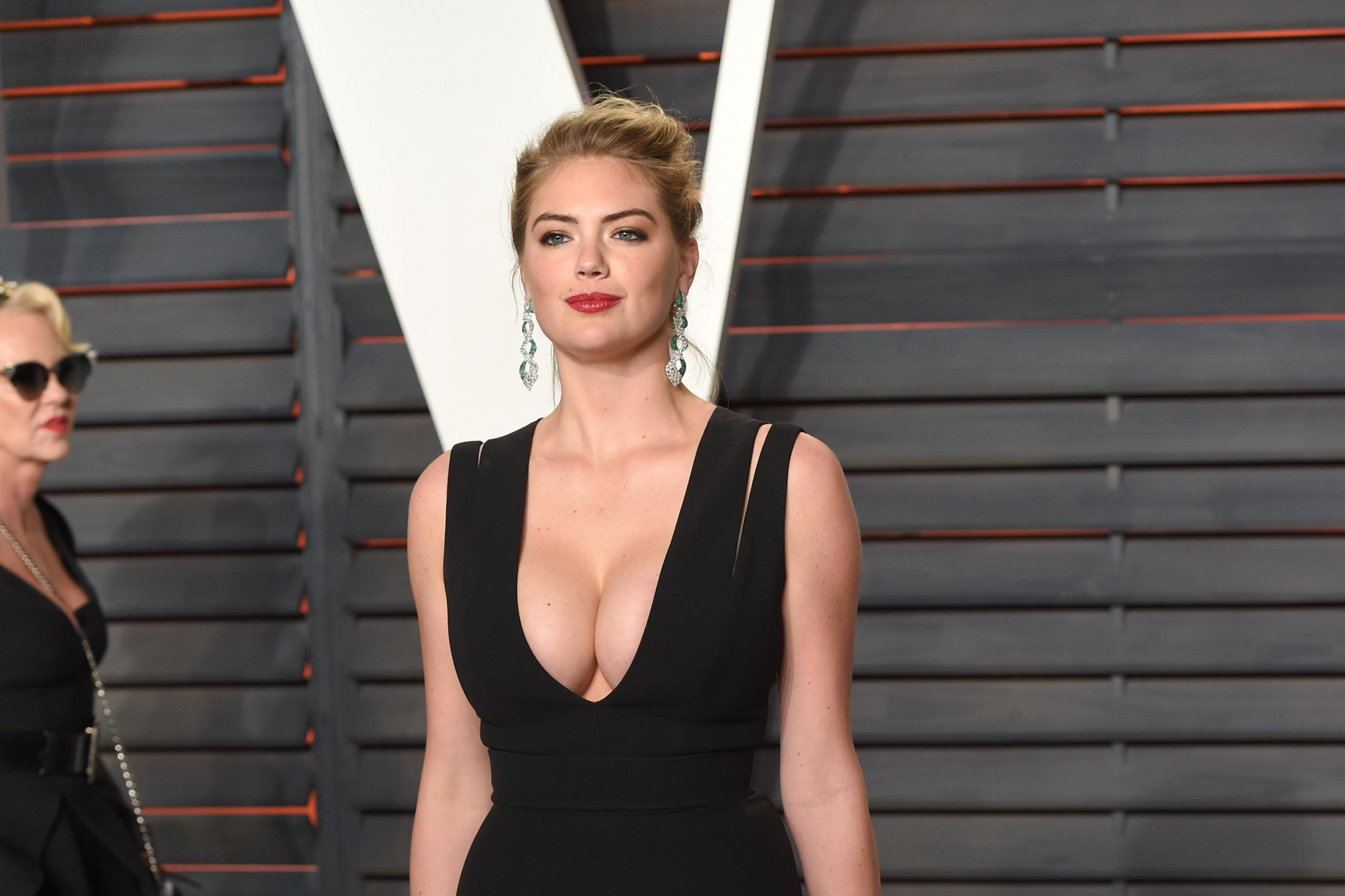 Kate Upton accuses Guess co-founder of sexual harassment (PA Wire/PA)