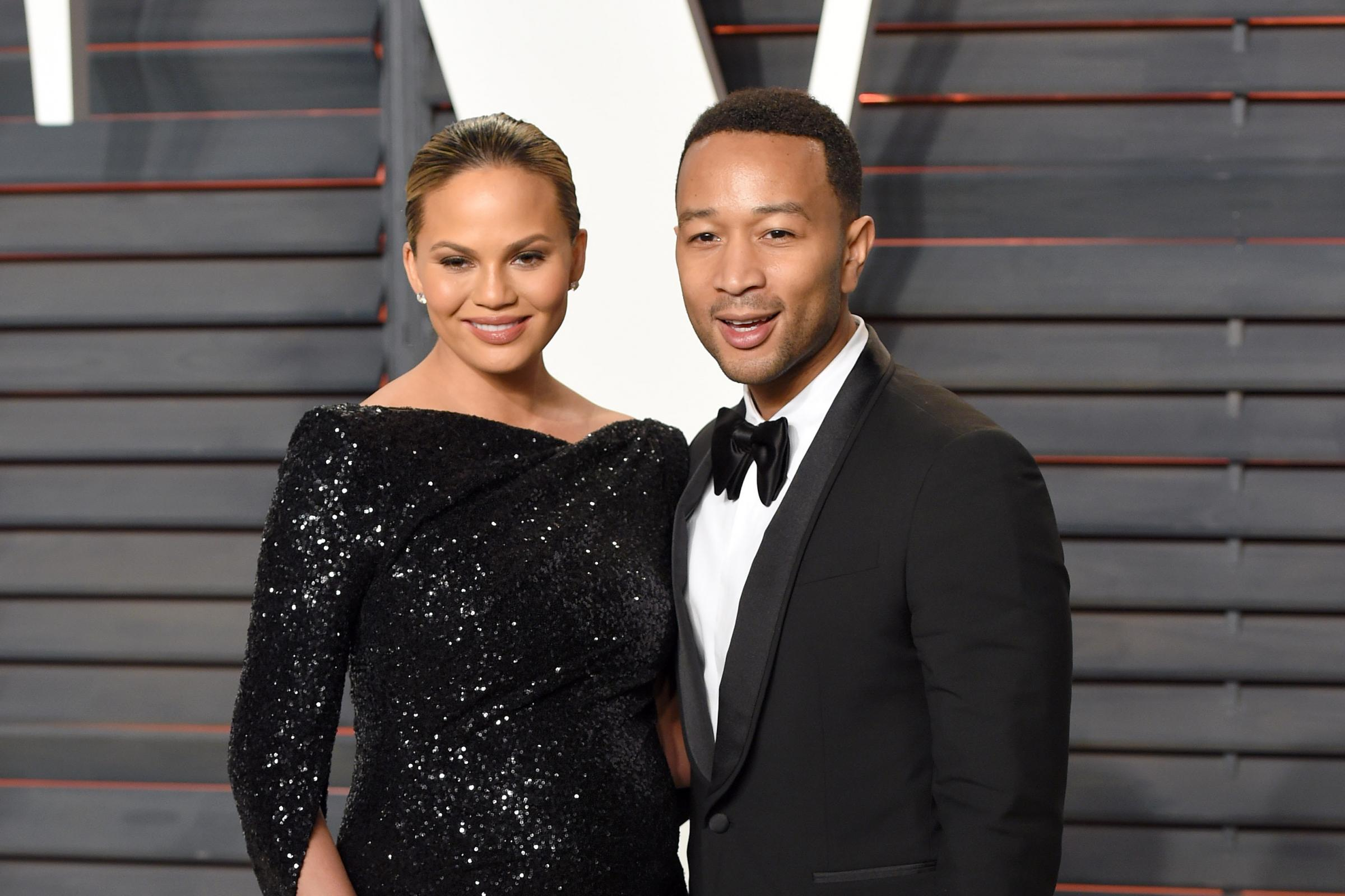 John Legend denies 'outrageous' charger theft claims from Chrissy Teigen (PA)