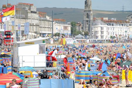 FAMILY FRIENDLY RESORT: Community Safety Accreditation Scheme will help curb trouble in the town centre and seafront areas