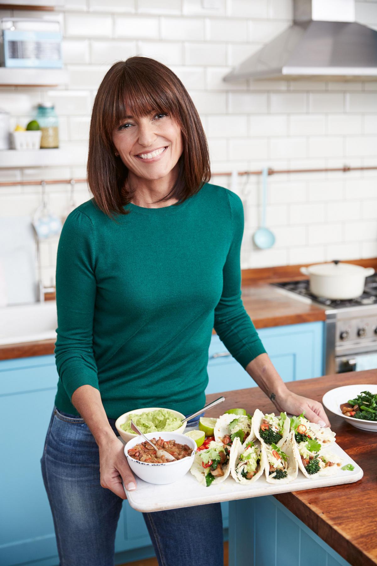 Is Davina McCall\'s sugar-free recipe book any good? | Dorset Echo