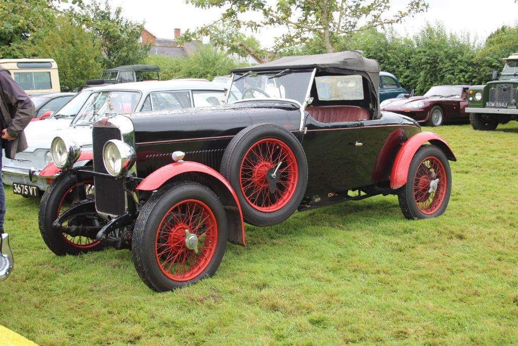 13th Leigh Food Fair and Vintage/Classic Car/Bike Show