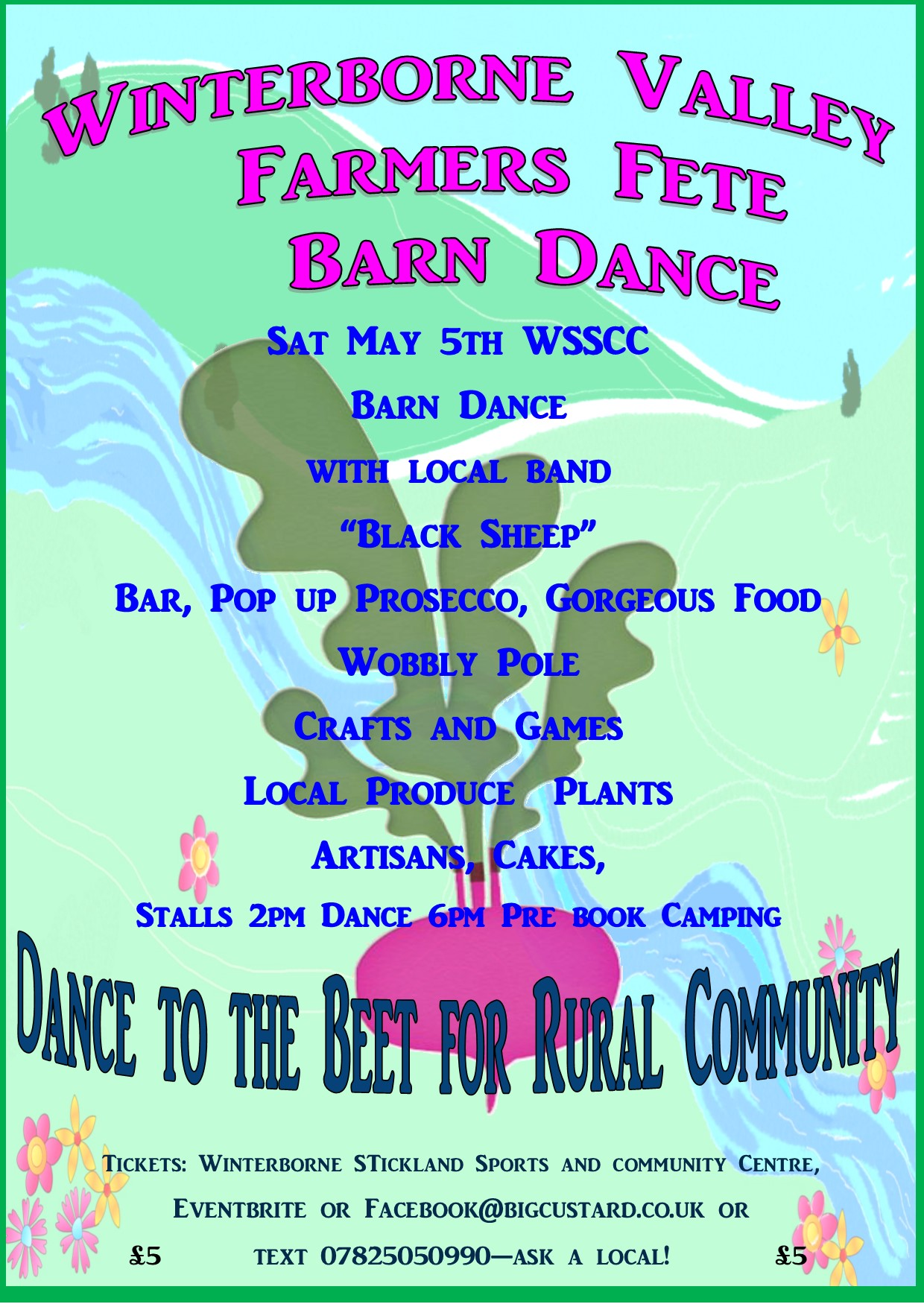 Farmers Fete and Barn Dance