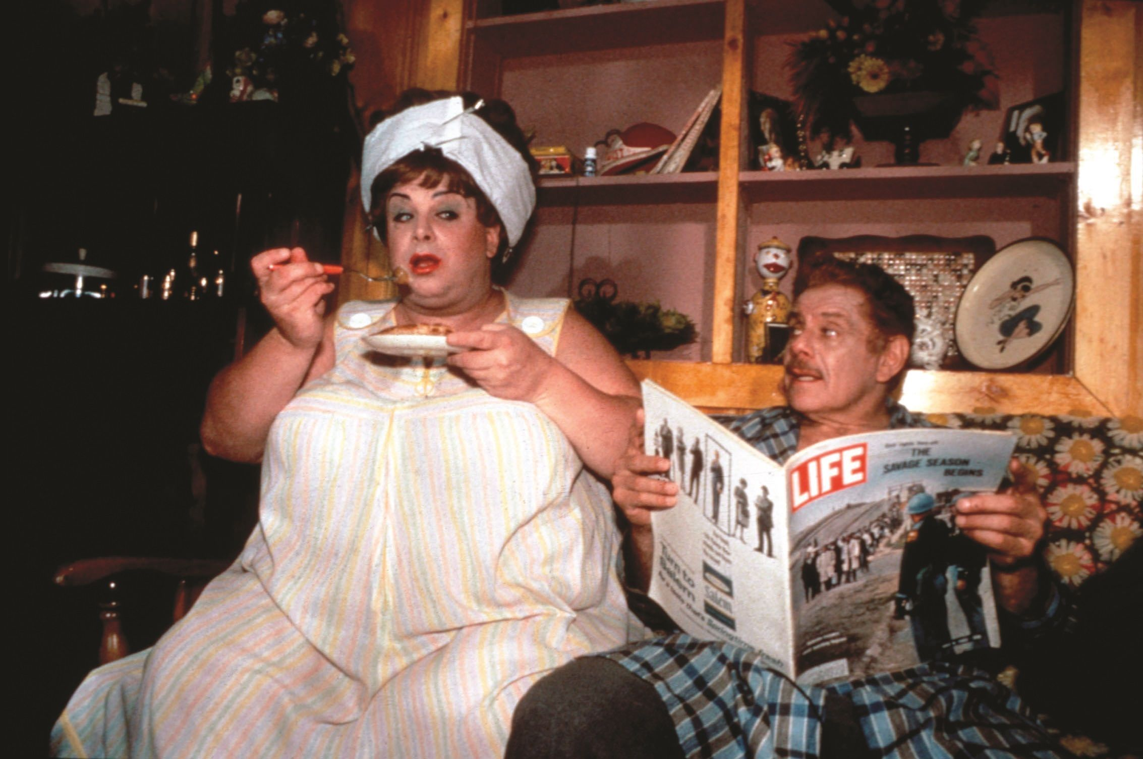DANCE COMEDY: American classic Hairspray starring Divine and Jerry Stiller
