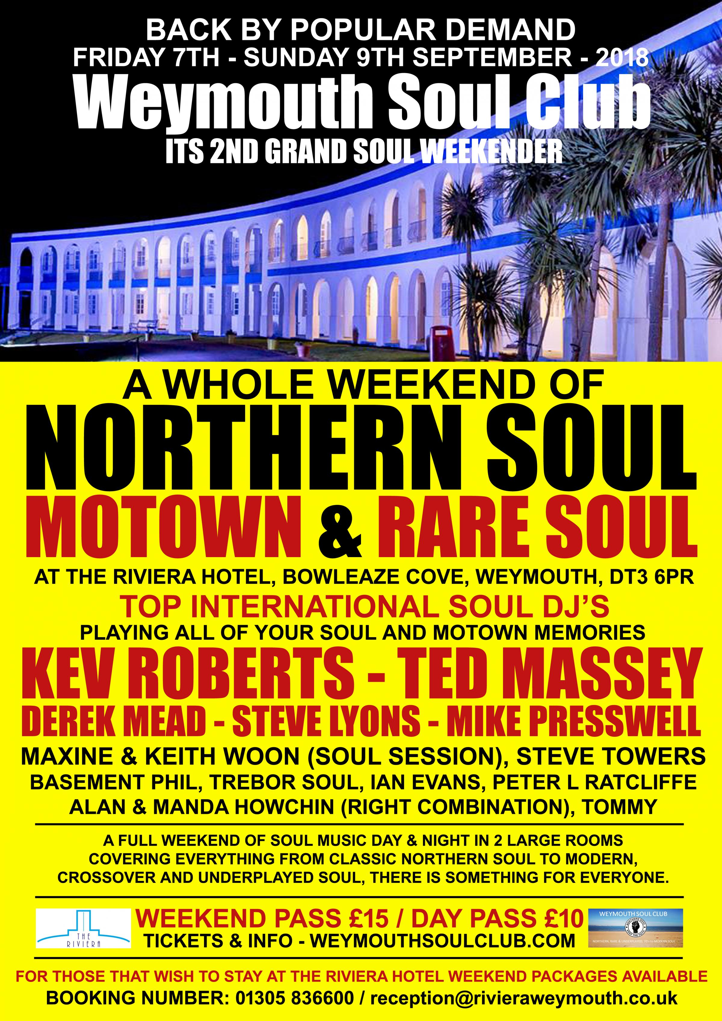 Weymouth Soul Club