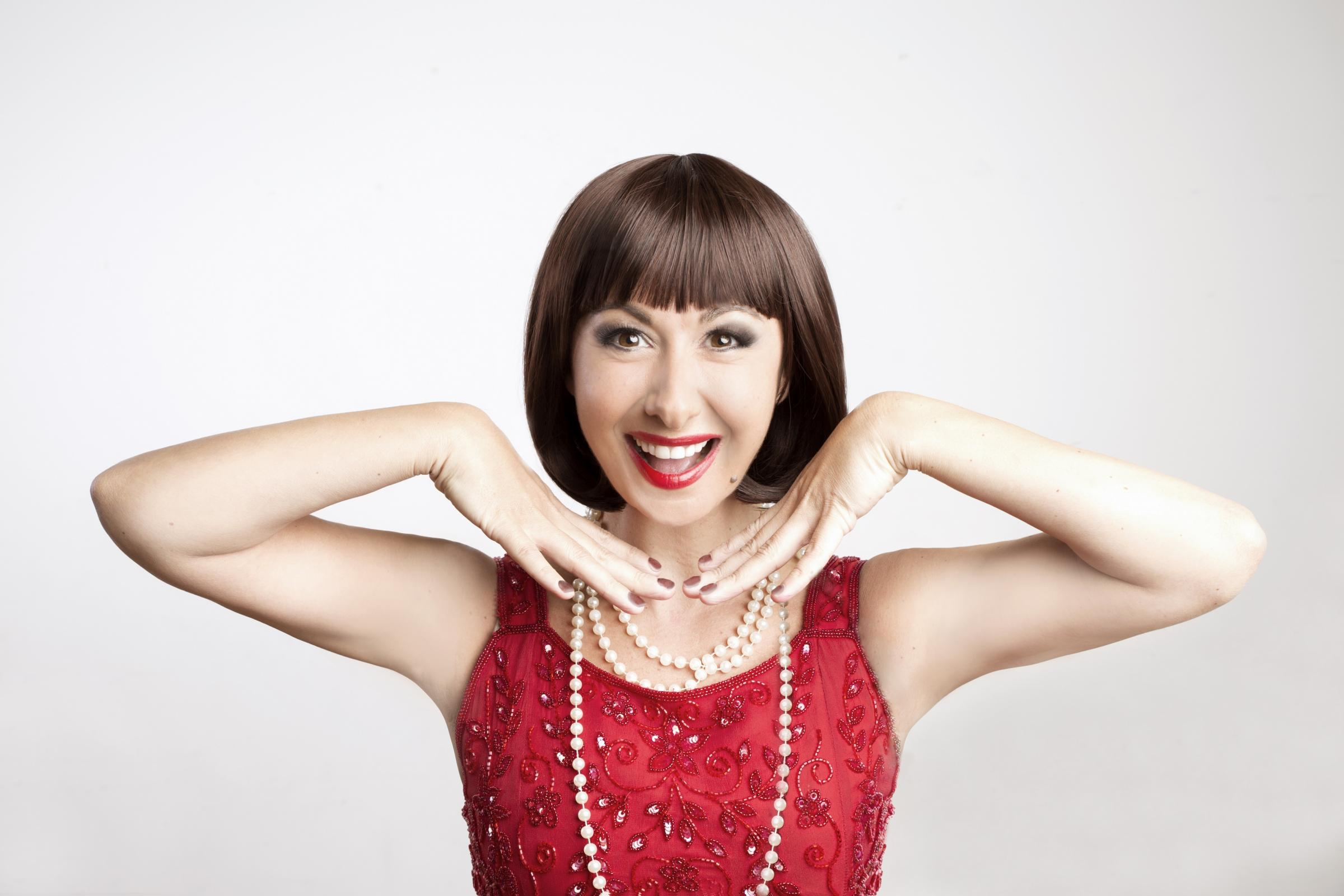 MUSICAL: Hayley Tamaddon as Millie Picture: Anton Belmonte