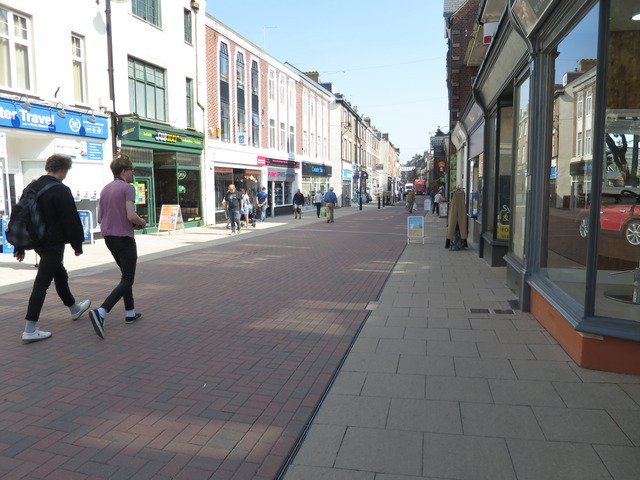 South Street around the Town Pump to be improved