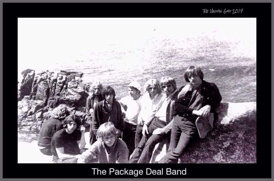 RE-PACKAGED: Veteran band Package Deal have reformed and are at Fayre in the Square on Sunday