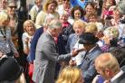 Pictures: Prince Charles visits Poundbury and Bridport