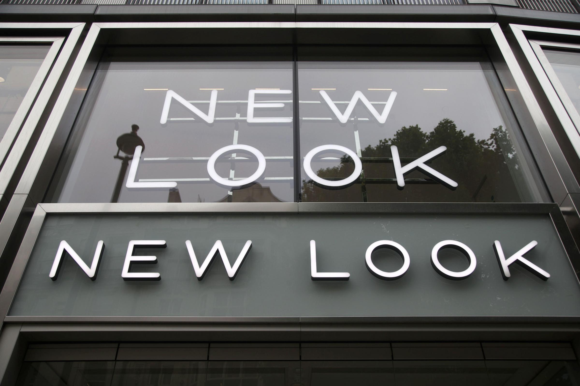 New Look has reported an operating loss of £74.3 million for the year to March 24  Picture: PA Wire