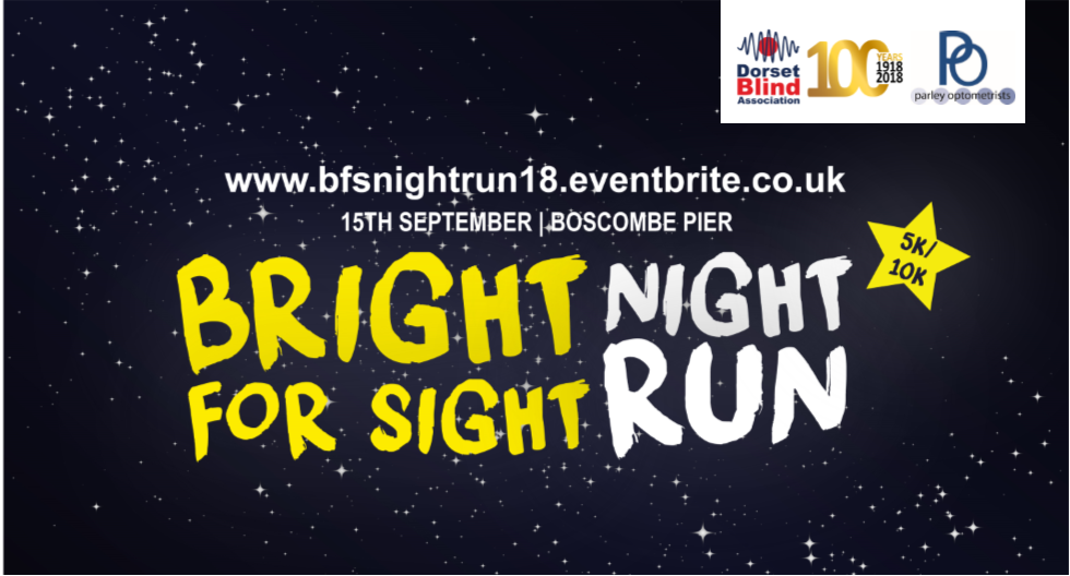Bright for Sight Night Run