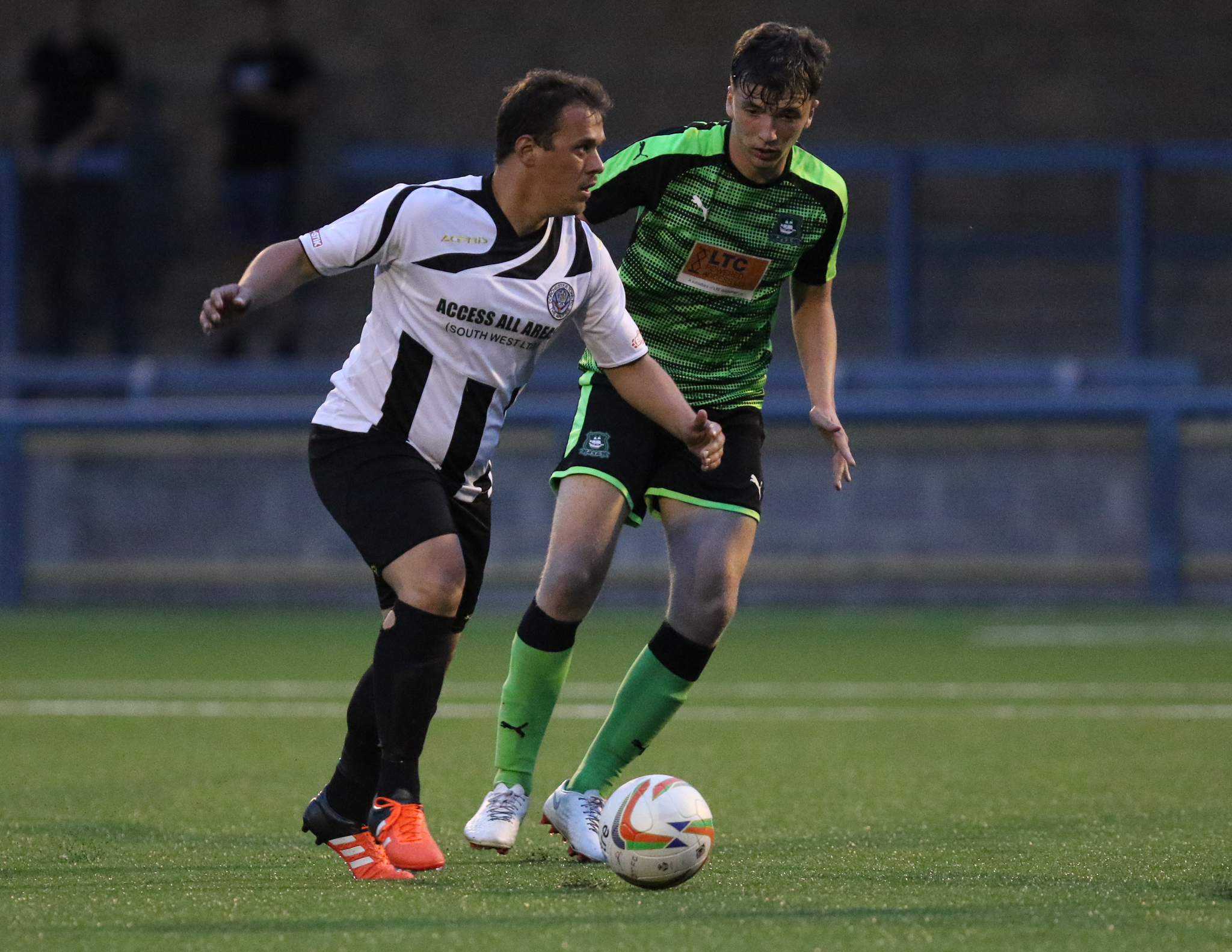 PULLED OUT: Dorchester Town Reserves will have no league place         Picture: PHIL STANDFIELD