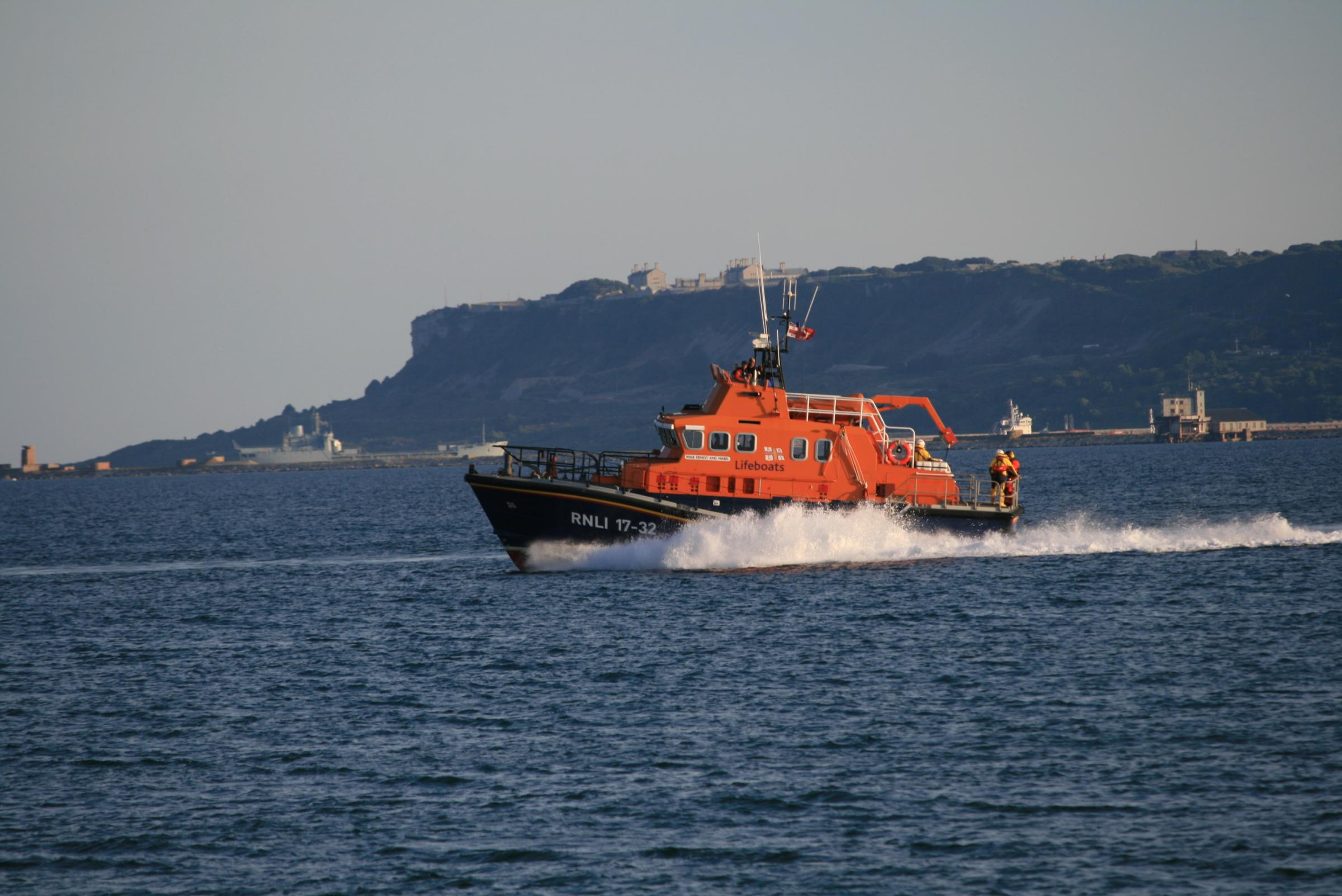 Picture: Weymouth Lifeboat