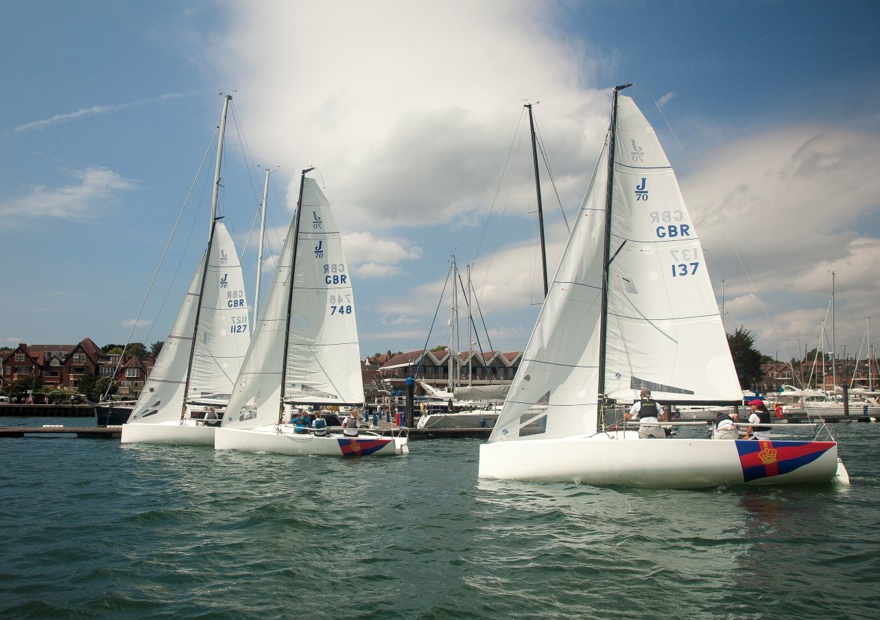 APPLICATIONS OPEN: The British Keelboat Academy welcomes young sailing talent Picture: RYA