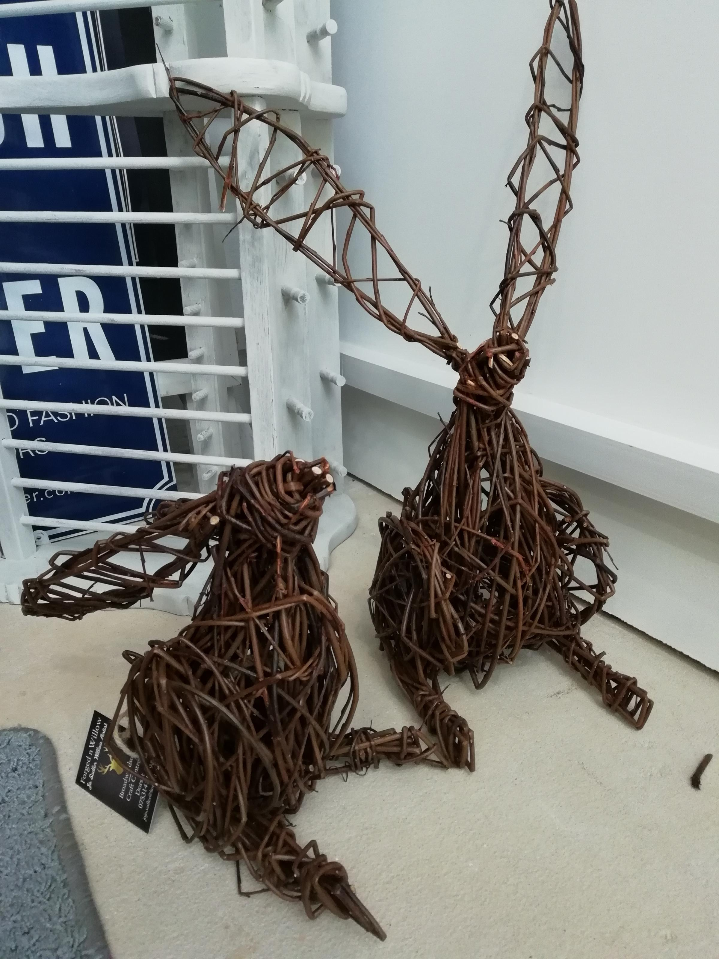 Willow Hare workshop