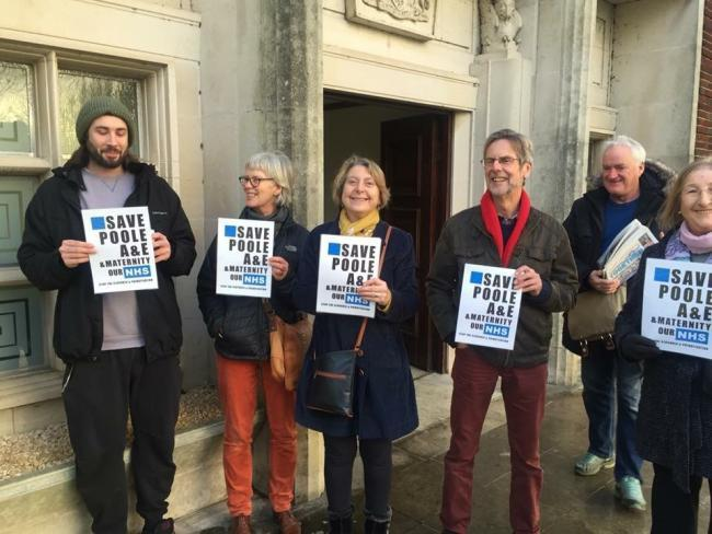 Defend Dorset NHS campaign group