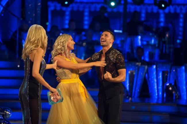 Strictly Fans Can Get Their Fix Right Here In Dorset Dorset Echo