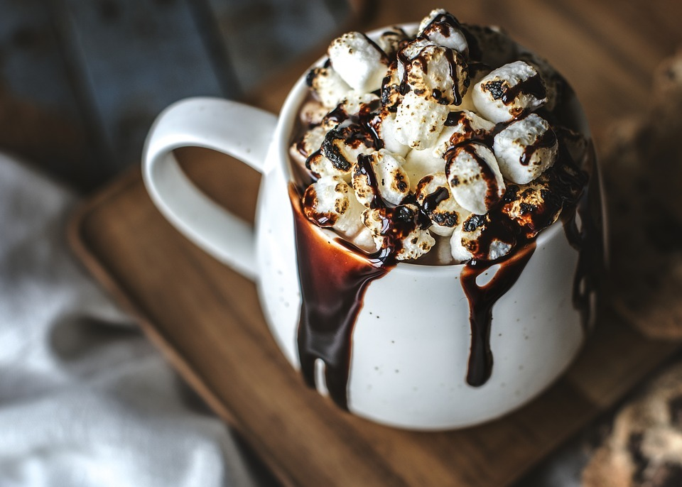 Hot chocolate. Picture via Pixabay