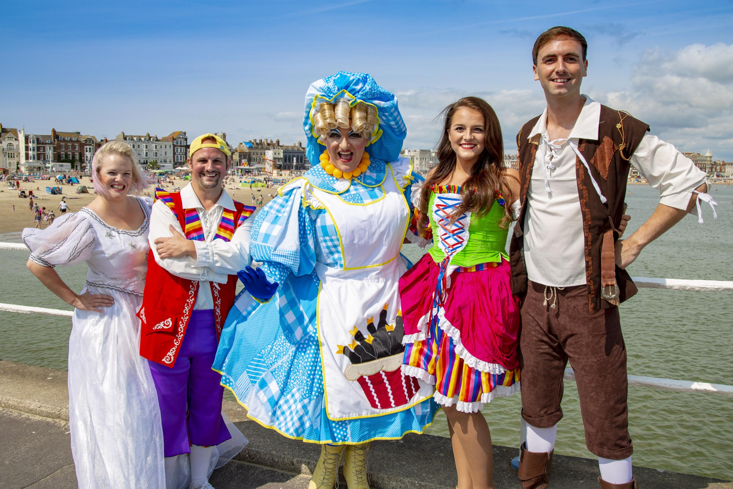 FUN: Dick Whittington begins at Weymouth Pavilion on December 15 and runs until January 5