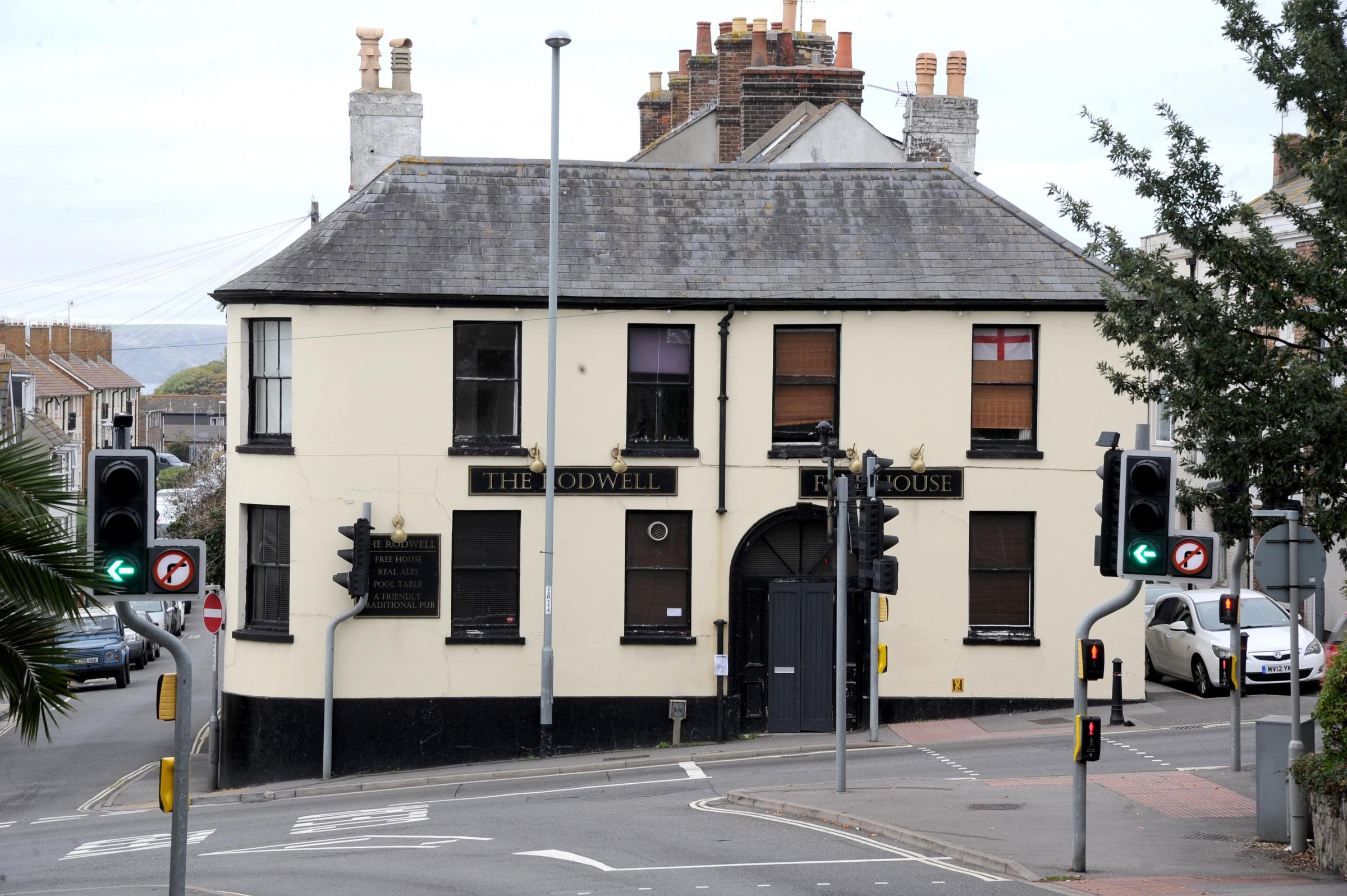 The Rodwell pub is set to be converted into a HMO