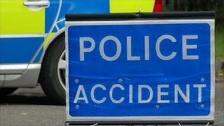 A35 Dorchester bypass closed due to crash
