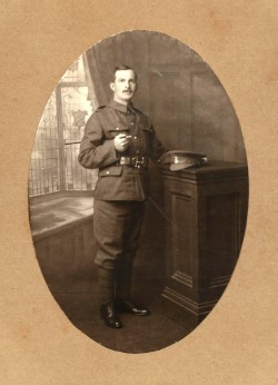 Private Edward Betts