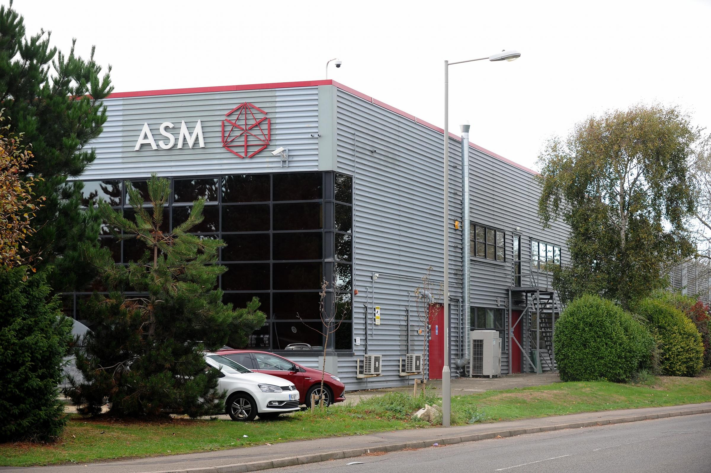 Jobs at risk in Weymouth after ASM Assembly Systems quits solar and