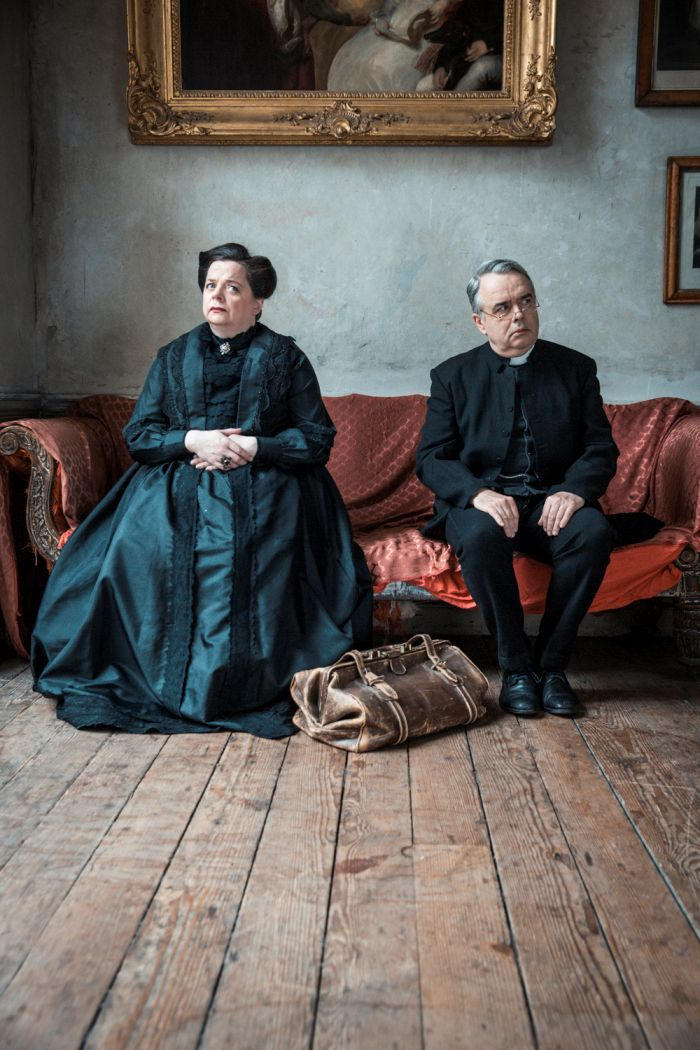 To Hell in a Handbag: The Secret Lives of Canon Chasuble and Miss Prism