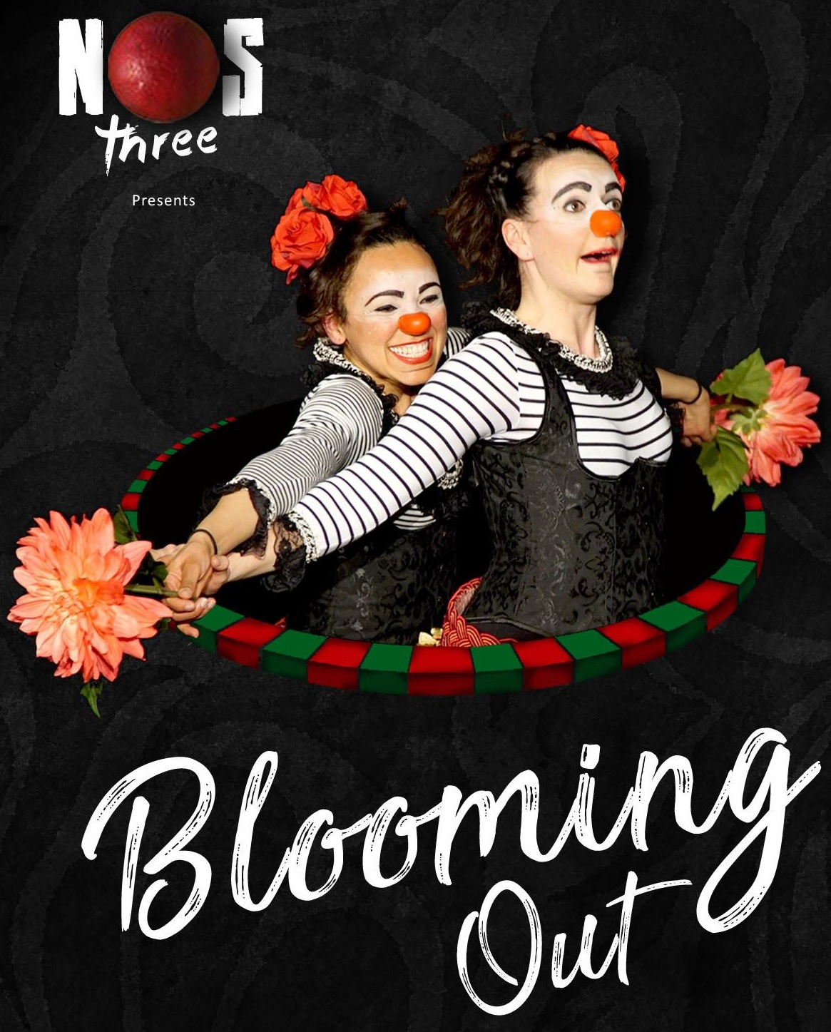 Nos Three Presents BLOOMING OUT